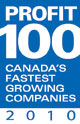 PROFIT 100: Canada's Fastest Growing Companies 2010