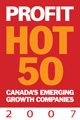 PROFIT HOT 50 Ranking 2007